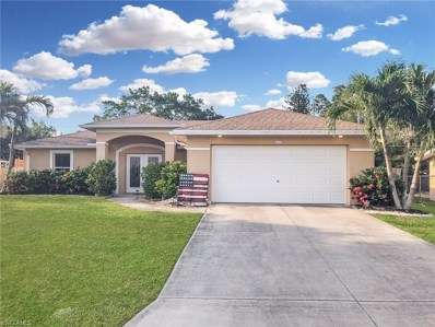 1535 42nd TER, Cape Coral, FL 33904 - MLS#: 218035376
