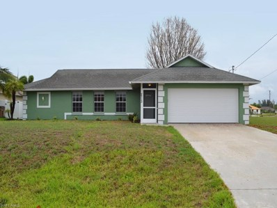 2713 22nd AVE, Cape Coral, FL 33914 - MLS#: 218035482