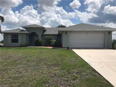 3803 Gator CIR, Cape Coral, FL 33909 - MLS#: 218035567