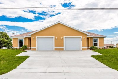 2011 Nelson N RD, Cape Coral, FL 33993 - MLS#: 218035587