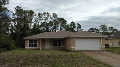 3302 32ND W ST, Lehigh Acres, FL 33971 - MLS#: 218035727