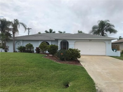 1118 39th TER, Cape Coral, FL 33914 - MLS#: 218035806