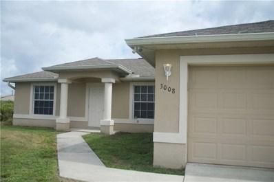3008 36th W ST, Lehigh Acres, FL 33971 - MLS#: 218035896
