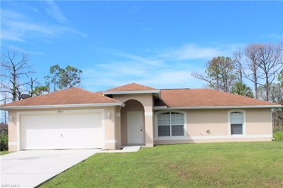2903 Nadine LN, Lehigh Acres, FL 33971 - MLS#: 218035994
