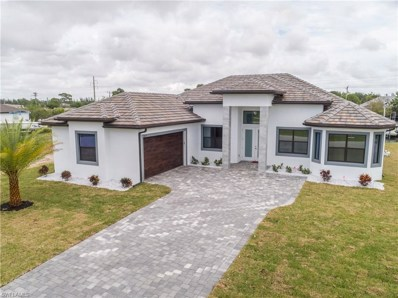 2517 21st AVE, Cape Coral, FL 33914 - MLS#: 218036110
