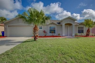2601 Hawks Preserve DR, Fort Myers, FL 33905 - MLS#: 218036116