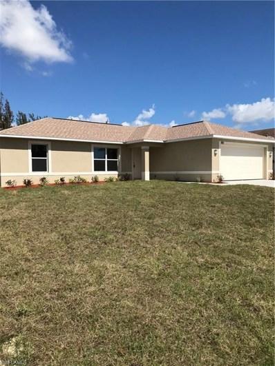1407 Mohawk PKY, Cape Coral, FL 33914 - MLS#: 218036123