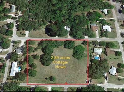 Cottage AVE, Labelle, FL 33935 - MLS#: 218036209