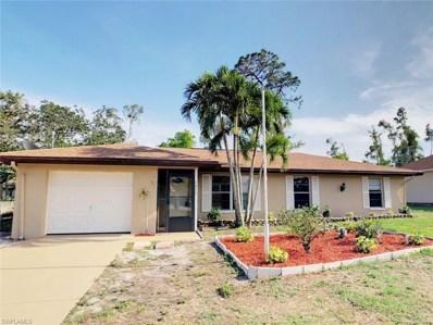 9072 Pineapple RD, Fort Myers, FL 33967 - MLS#: 218036264