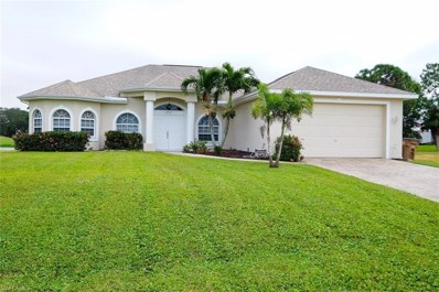 1437 29th PL, Cape Coral, FL 33993 - MLS#: 218036310