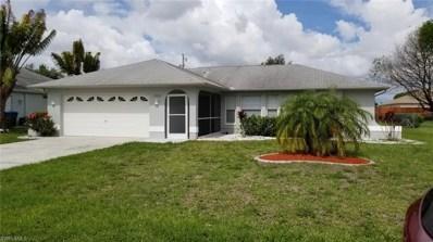 1720 8th AVE, Cape Coral, FL 33990 - MLS#: 218036564