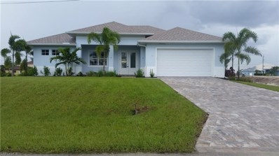 1614 42nd PL, Cape Coral, FL 33993 - MLS#: 218036579