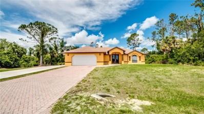 156 Wanatah AVE, Lehigh Acres, FL 33974 - MLS#: 218036756