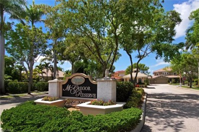 1702 McGregor Reserve DR, Fort Myers, FL 33901 - MLS#: 218036930