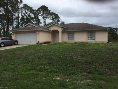 511 Alexia S AVE, Lehigh Acres, FL 33974 - MLS#: 218036936
