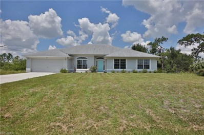 433 Vanetta DR, Lehigh Acres, FL 33972 - MLS#: 218036990