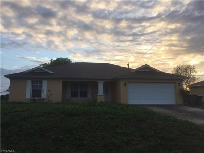 3102 6th PL, Cape Coral, FL 33909 - #: 218037187
