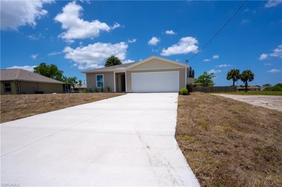 4418 22nd AVE, Cape Coral, FL 33909 - MLS#: 218037247