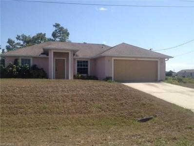 4205 27th Sw ST, Lehigh Acres, FL 33976 - MLS#: 218037257
