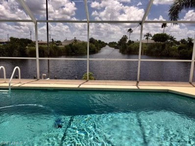 323 24th AVE, Cape Coral, FL 33993 - MLS#: 218037318