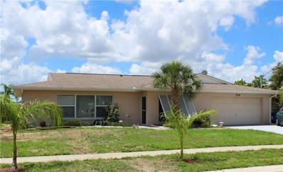 1731 Lakeside TER, North Fort Myers, FL 33903 - MLS#: 218037419