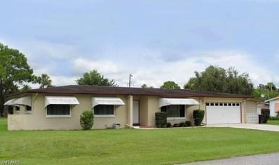 805 Jersey RD, Lehigh Acres, FL 33936 - MLS#: 218037430