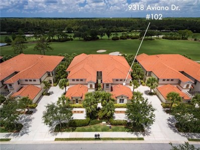 9318 Aviano DR, Fort Myers, FL 33913 - MLS#: 218037451