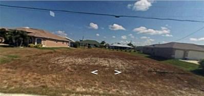 2705 Gleason PKY, Cape Coral, FL 33914 - MLS#: 218037574