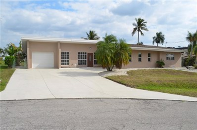 4340 Canal CIR, North Fort Myers, FL 33903 - #: 218037679