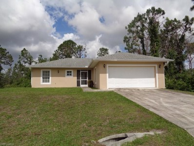 752 Roma S AVE, Lehigh Acres, FL 33974 - MLS#: 218037706