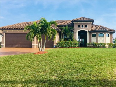 4112 14th TER, Cape Coral, FL 33993 - MLS#: 218037760