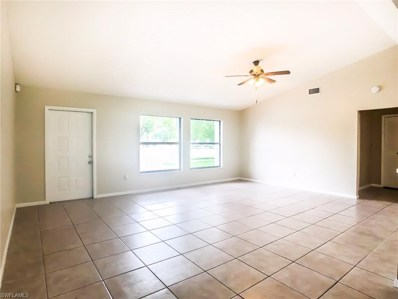 3207 Santa Barbara BLVD, Cape Coral, FL 33914 - MLS#: 218037780