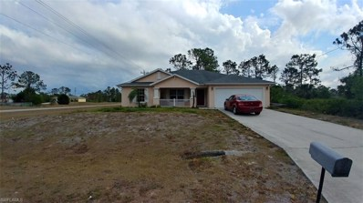 1152 Cellini E ST, Lehigh Acres, FL 33974 - MLS#: 218037837