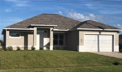 437 38th PL, Cape Coral, FL 33993 - MLS#: 218037873