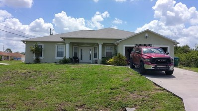 2309 22nd AVE, Cape Coral, FL 33909 - #: 218038027