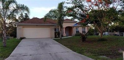3910 33rd Sw ST, Lehigh Acres, FL 33976 - MLS#: 218038071