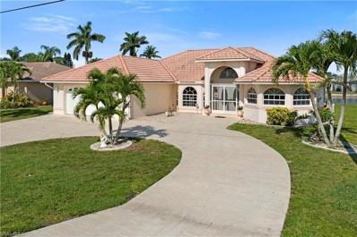 926 Santa Barbara PL, Cape Coral, FL 33991 - MLS#: 218038407