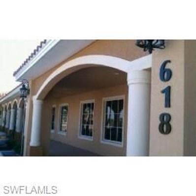 618 3rd ST, Cape Coral, FL 33991 - MLS#: 218038423