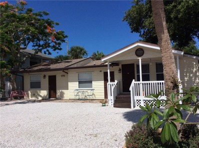 201 Delmar S AVE, Fort Myers Beach, FL 33931 - MLS#: 218038528