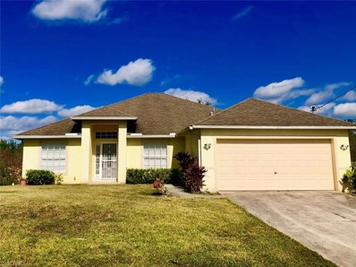 2606 53rd Sw ST, Lehigh Acres, FL 33976 - MLS#: 218038571