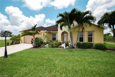 204 29th PL, Cape Coral, FL 33993 - MLS#: 218038731