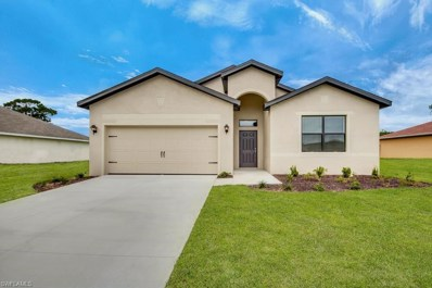 718 Morningview CT, Lehigh Acres, FL 33974 - MLS#: 218038753