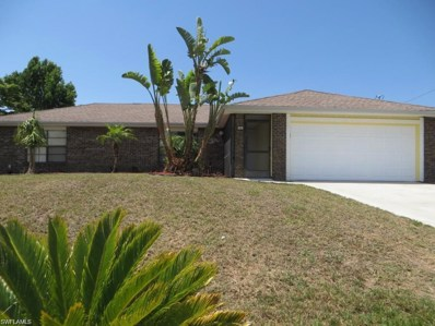 330 9th TER, Cape Coral, FL 33909 - MLS#: 218038776