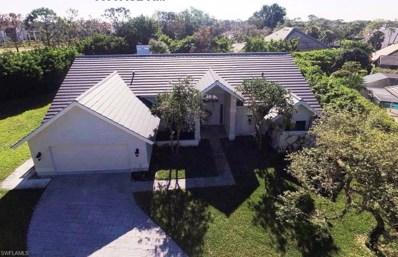 812 Willowwood LN, Naples, FL 34108 - MLS#: 218038966
