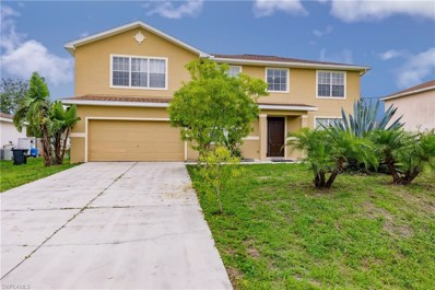 1914 Milstead AVE, Lehigh Acres, FL 33972 - MLS#: 218039109