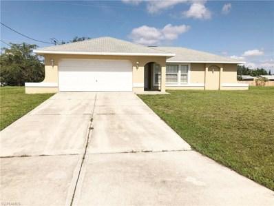 207 24th AVE, Cape Coral, FL 33909 - MLS#: 218039347