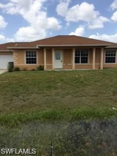 4322 11th W ST, Lehigh Acres, FL 33971 - MLS#: 218039438