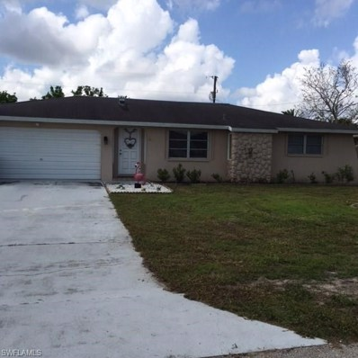 1006 36th TER, Cape Coral, FL 33904 - #: 218039564