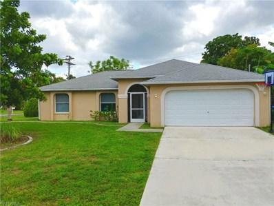 16 20th CT, Cape Coral, FL 33909 - MLS#: 218039636