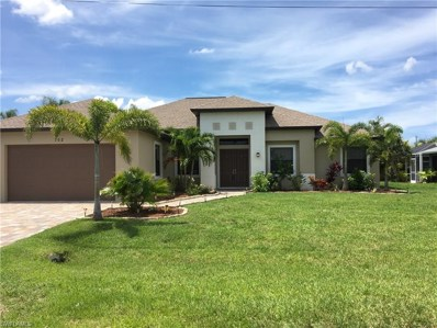 702 35th ST, Cape Coral, FL 33914 - MLS#: 218039747